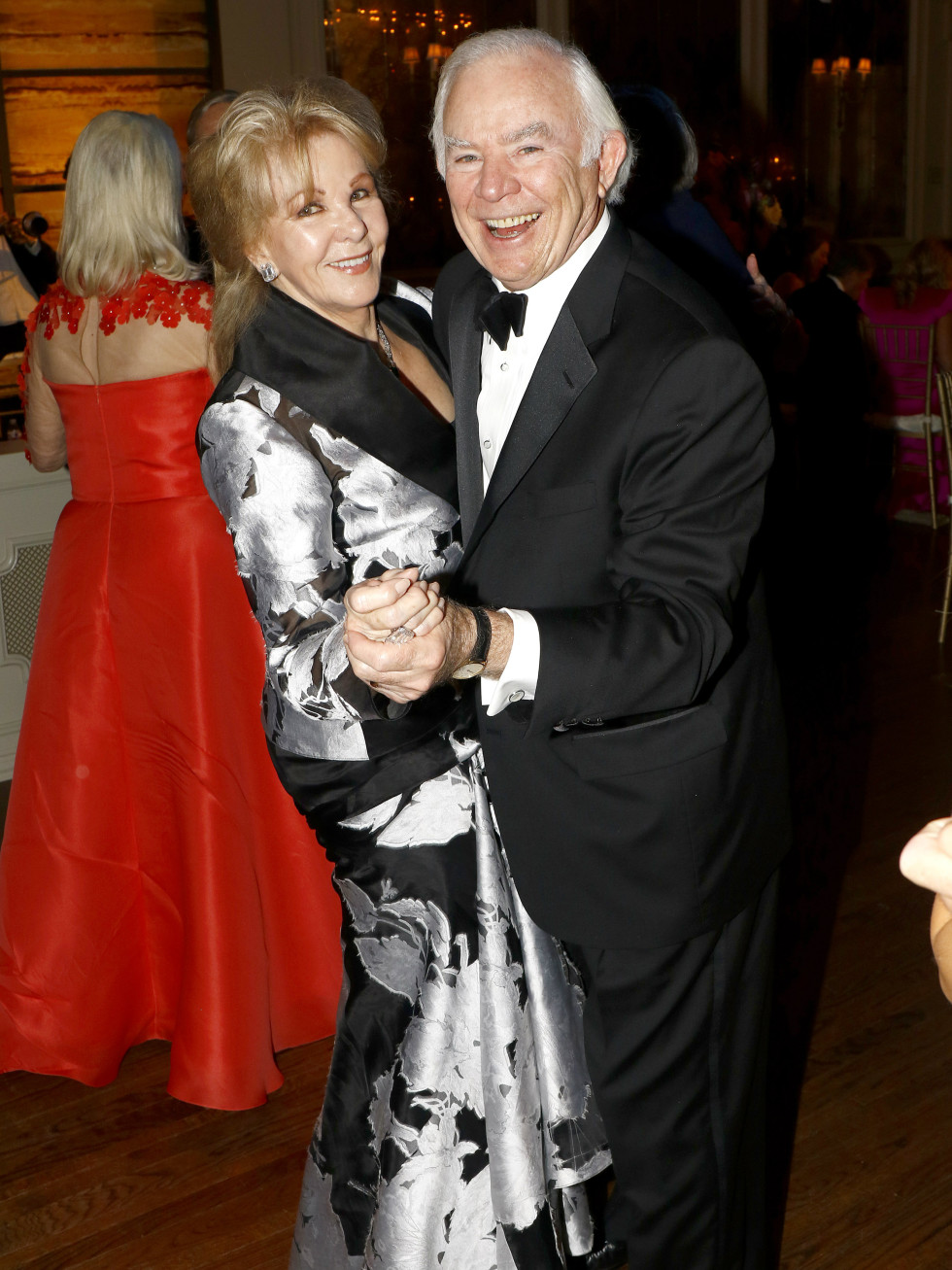 Annette Simmons, Jerry Fronterhouse