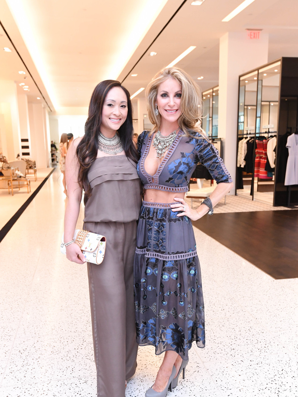 Fashion Gene Event, 5/16  Jennifer Penchas, Jennifer Dvorak