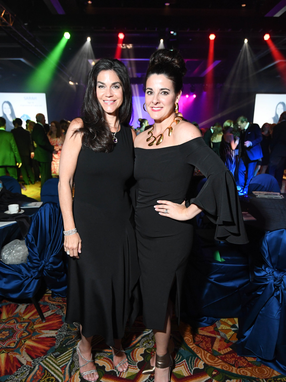 JDRF Gala, 5/2016 Allison Whilhite, Elaine Turner