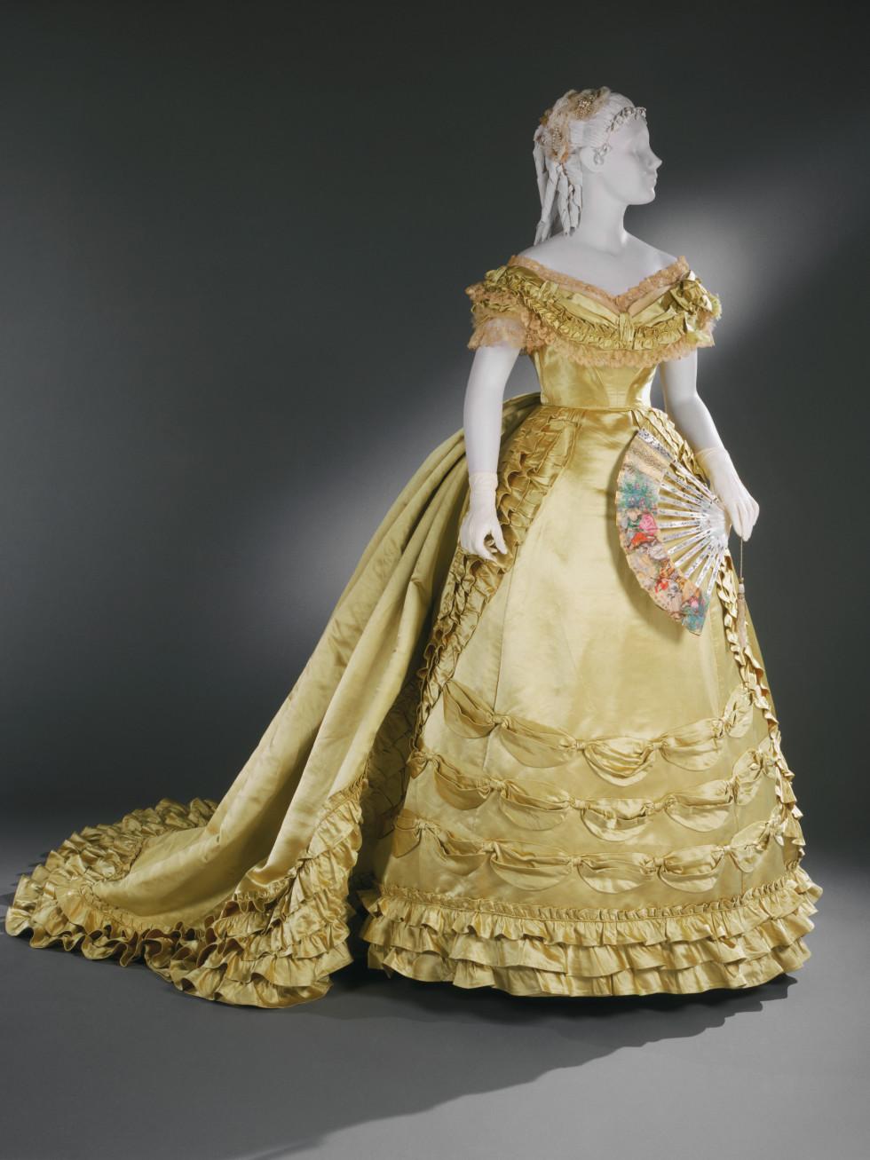 Worth-Evening Bodice and Skirt