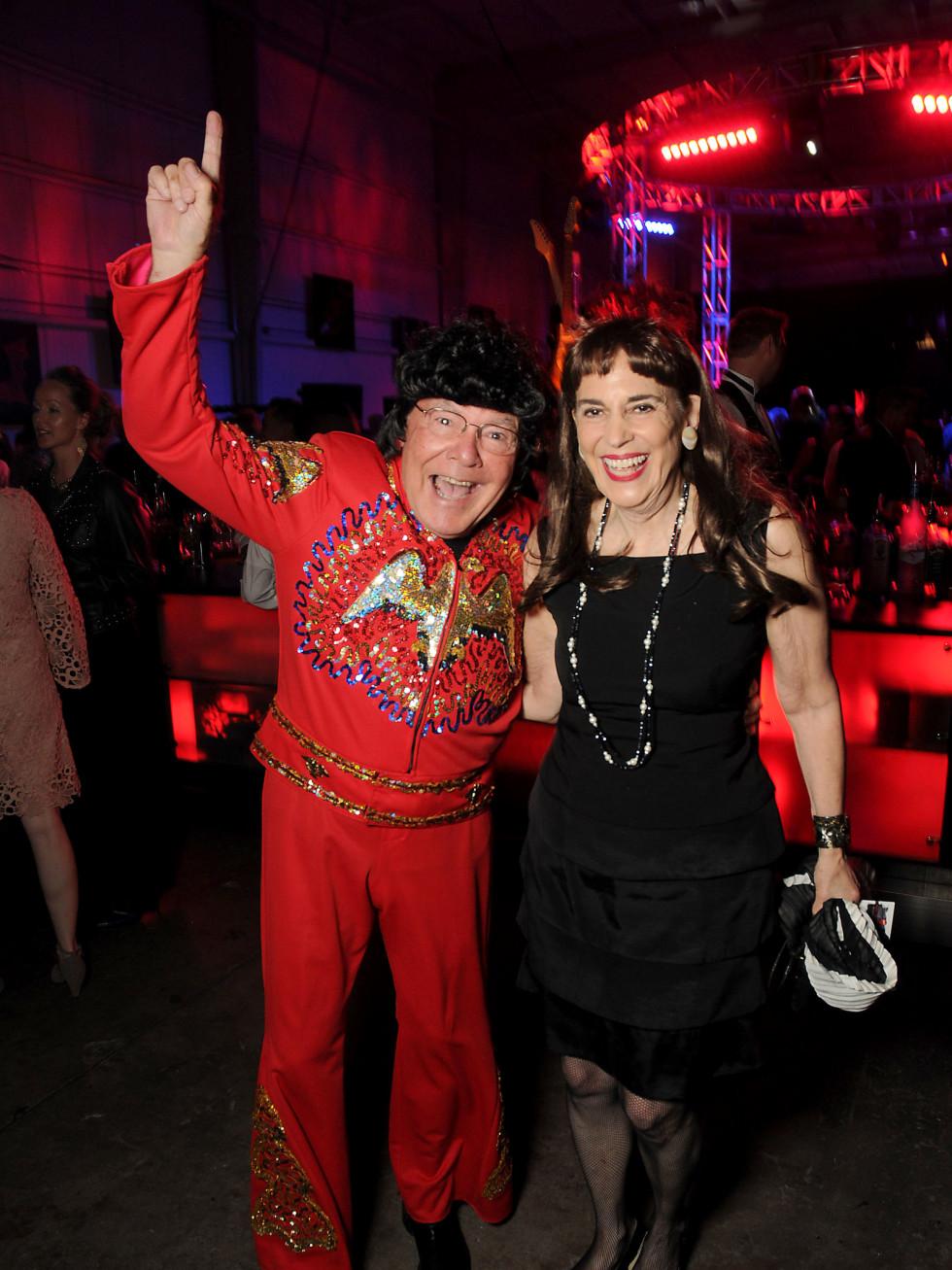 Alley Gala 4/2016, George Stark, Lois Stark
