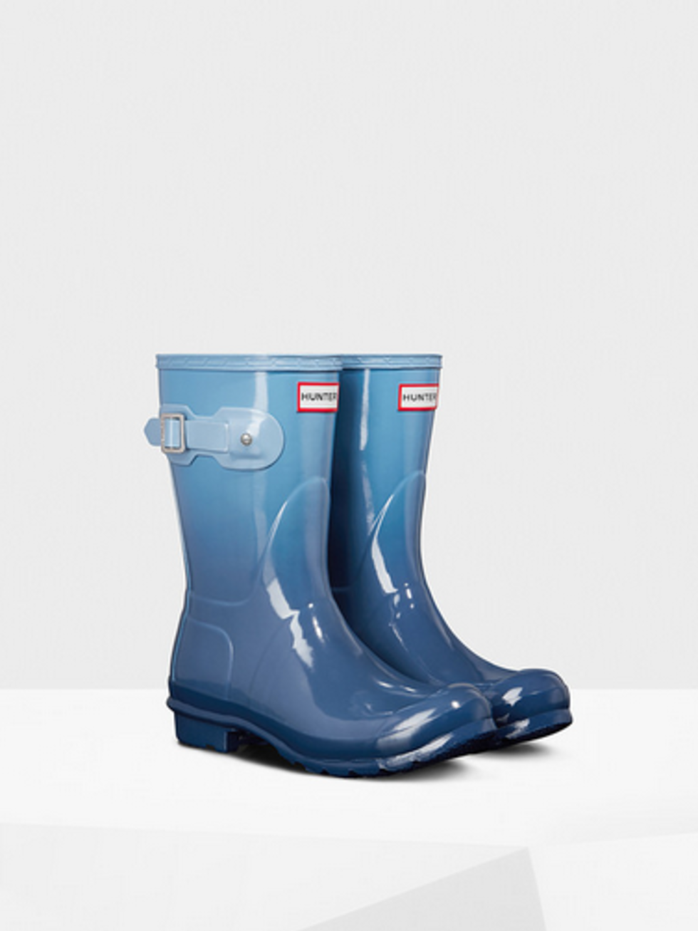 Hunter women's original short color haze rain boots$165