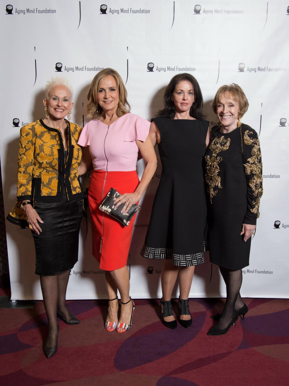 Barbara Daseke, Jane McGarry, Julie Tregoning, Laree Hulshoff