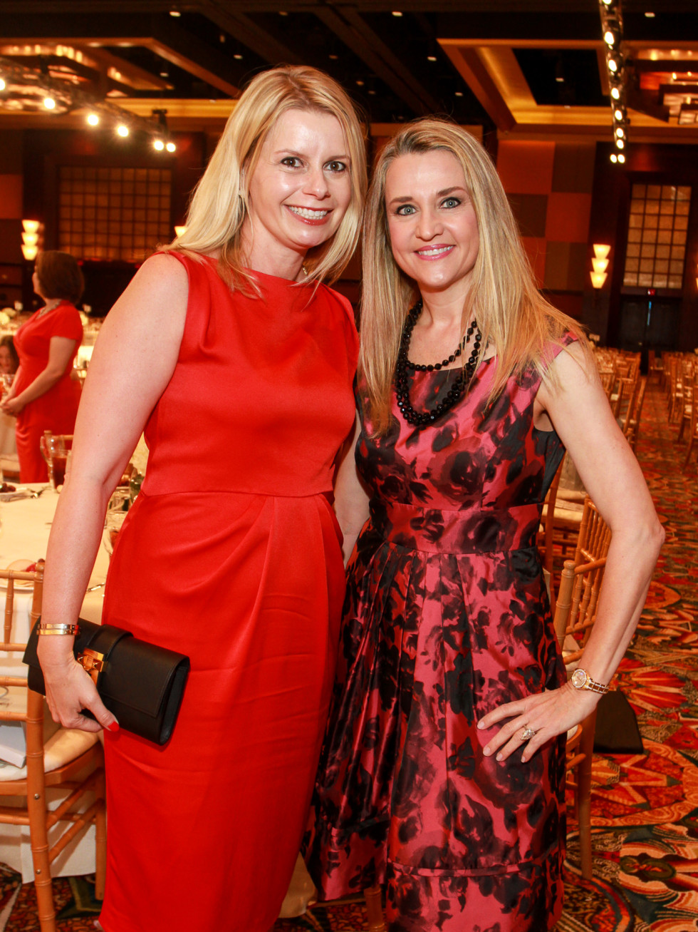 Best Dressed Luncheon, March 2016, Valerie Dieterich, Mary D'Andrea