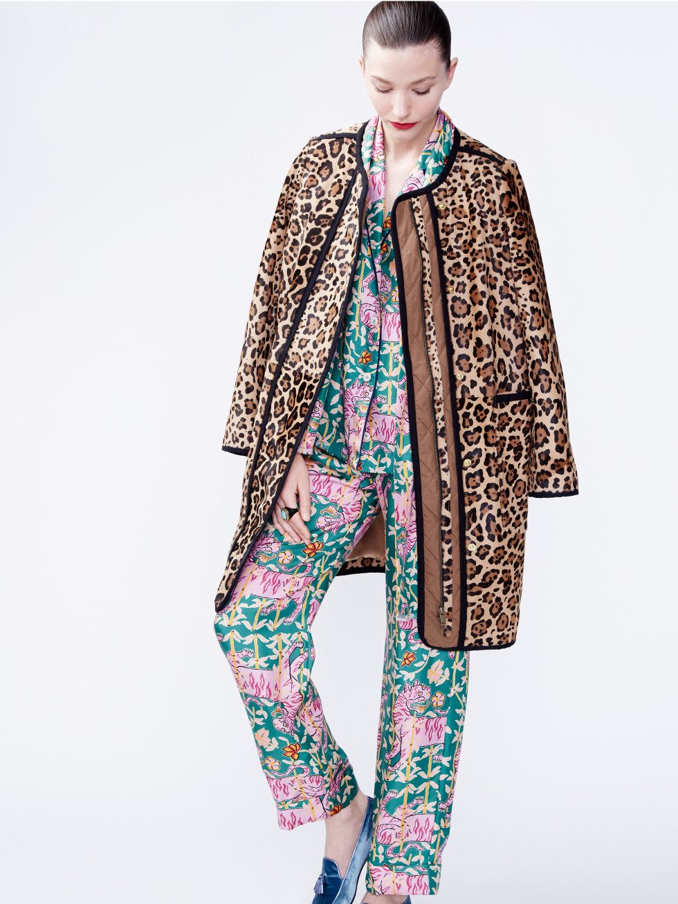 J Crew fall 2016 collection women look 6