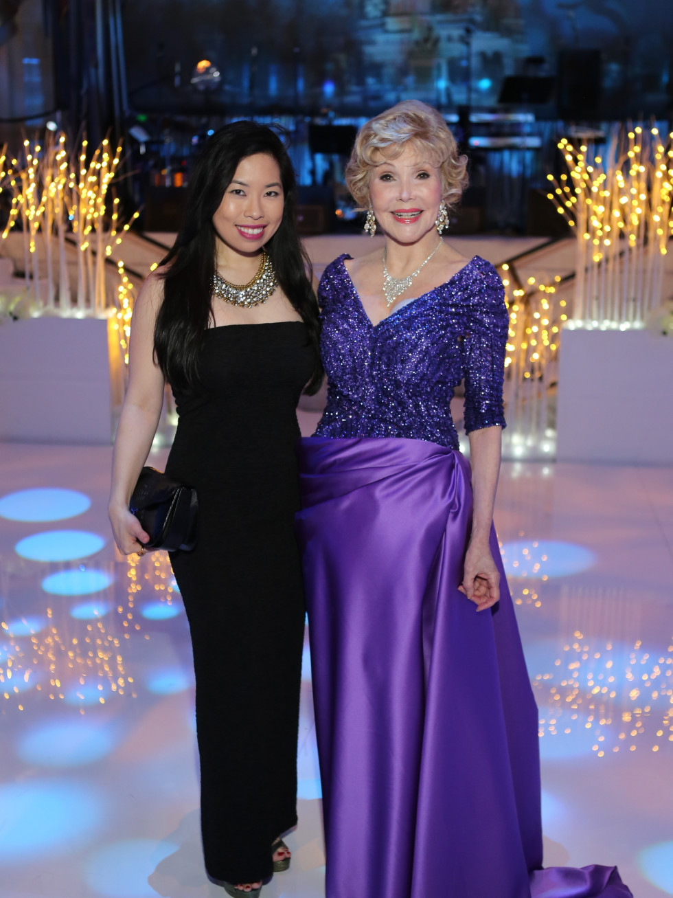 Houston Ballet Ball, Feb. 2016,  Becky Holland, Joanne King Herring