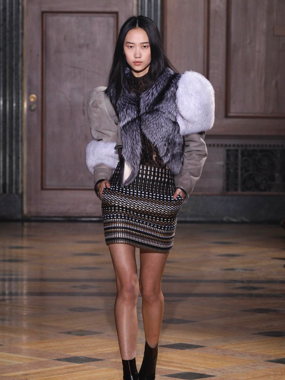 Sophie Theallet fall 2016 collection Look 15