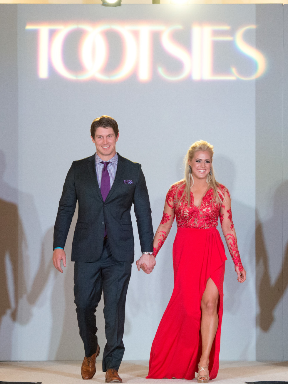 Tootsies Love's In Fashion, Feb. 2016,Garrett Graham, Ericka Graham