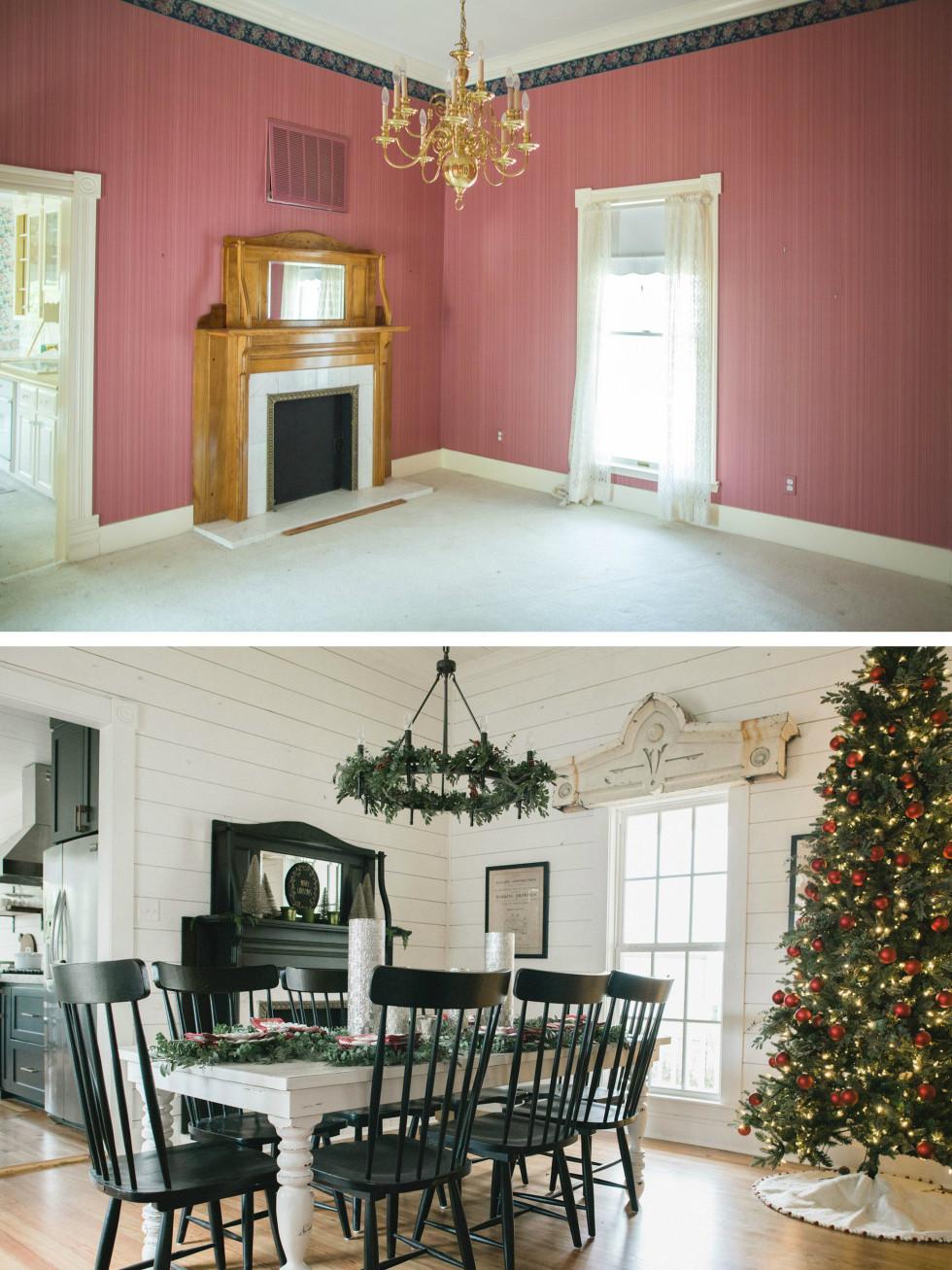 Magnolia House dining room
