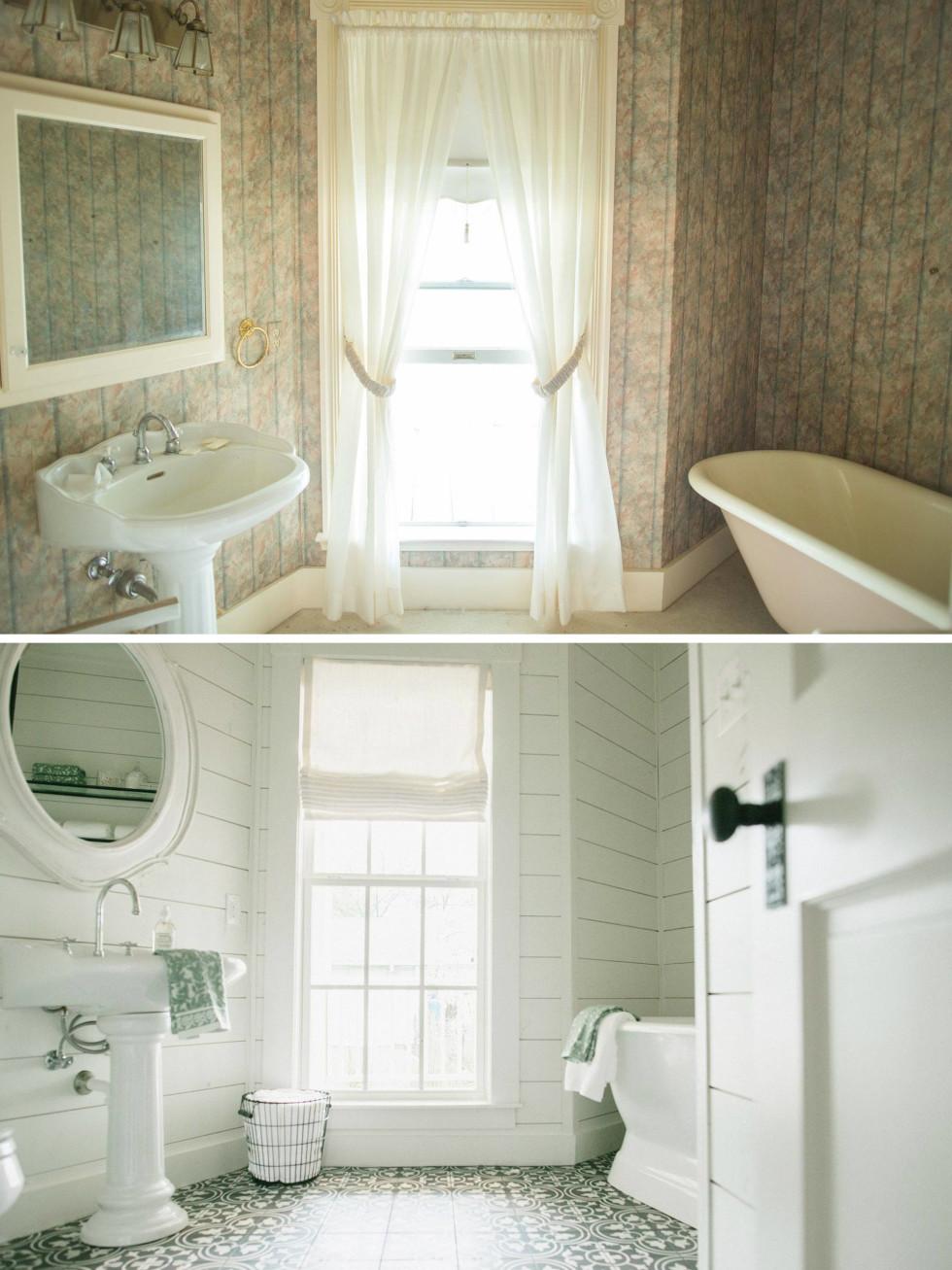 Magnolia House bathroom