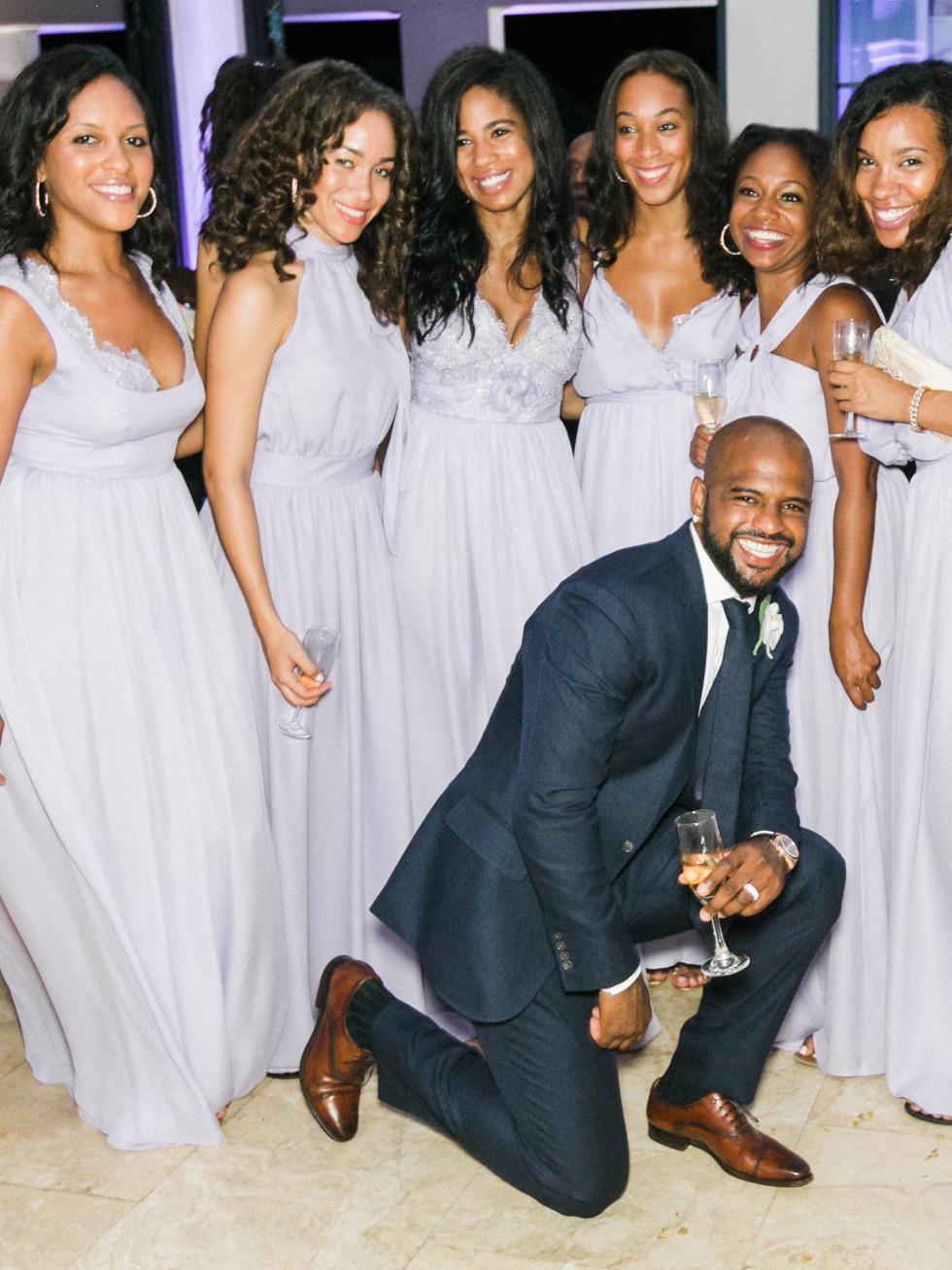 Wonderful Weddings, Kendhal Gardner, Feb. 2016, Rachel Gardner, Ana Flenoy, Brittany Ennix, Christina Jacke, Alysha English, Lauren Poindexter