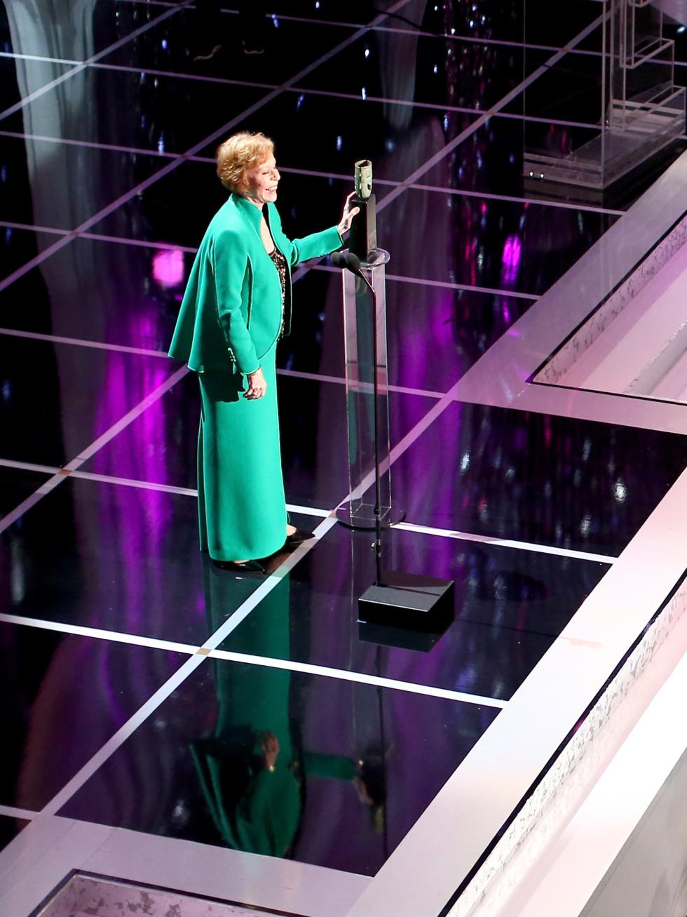Carol Burnett at Screen Actors Guild Awards