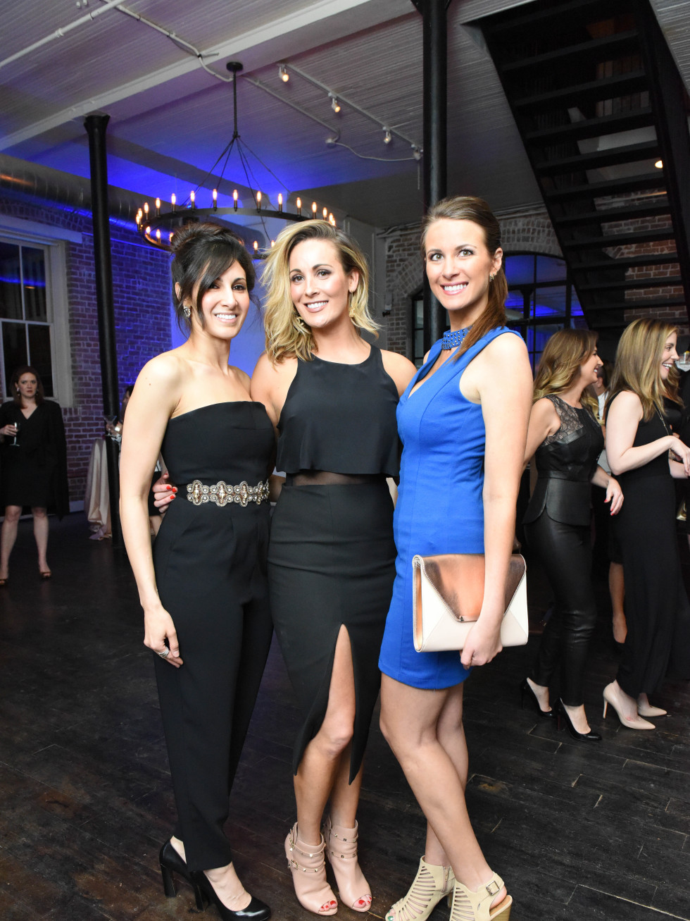 A Couture Cause Nancy Ghoubrial, Dr Sheena Garner, Danielle Johnston