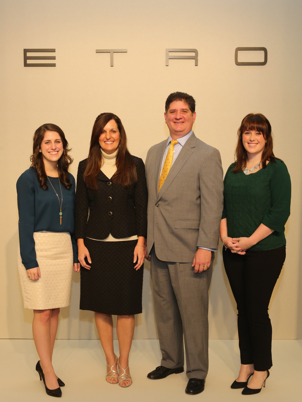 News, Shelby, Child Advocates Angels of Hope luncheon, Dec. 2015, Sara Sonnier.Sindi Sonnier.Mike Sonnier.Megan Sonnier.
