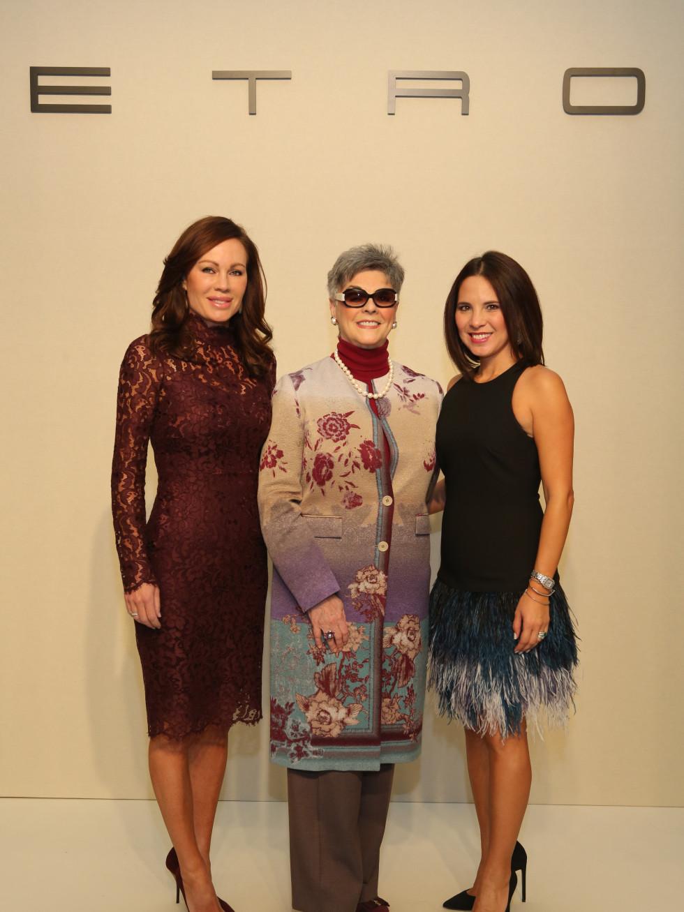 News, Shelby, Child Advocates Angels of Hope luncheon, Dec. 2015, Brandi Maxwell, Linda Messner, Marlene Casares