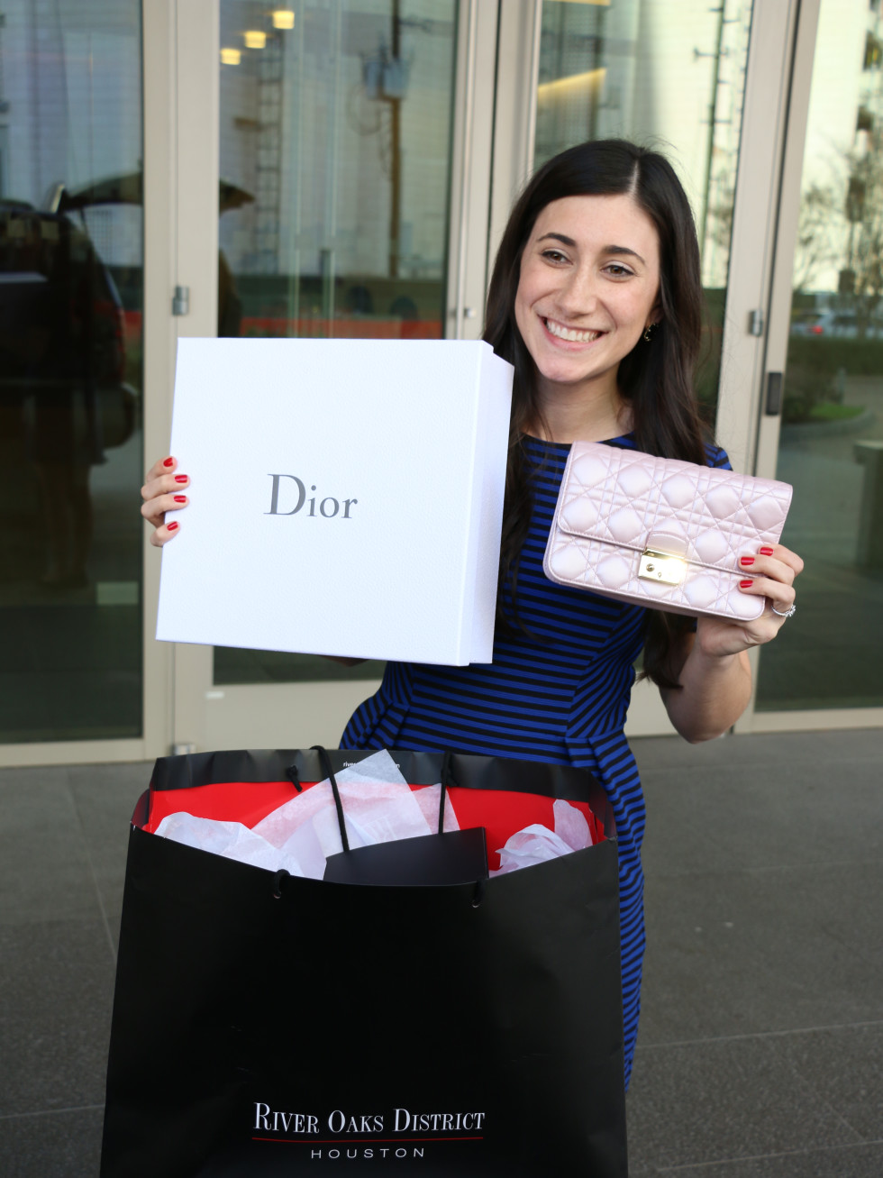 Dior winner in Uber promotion