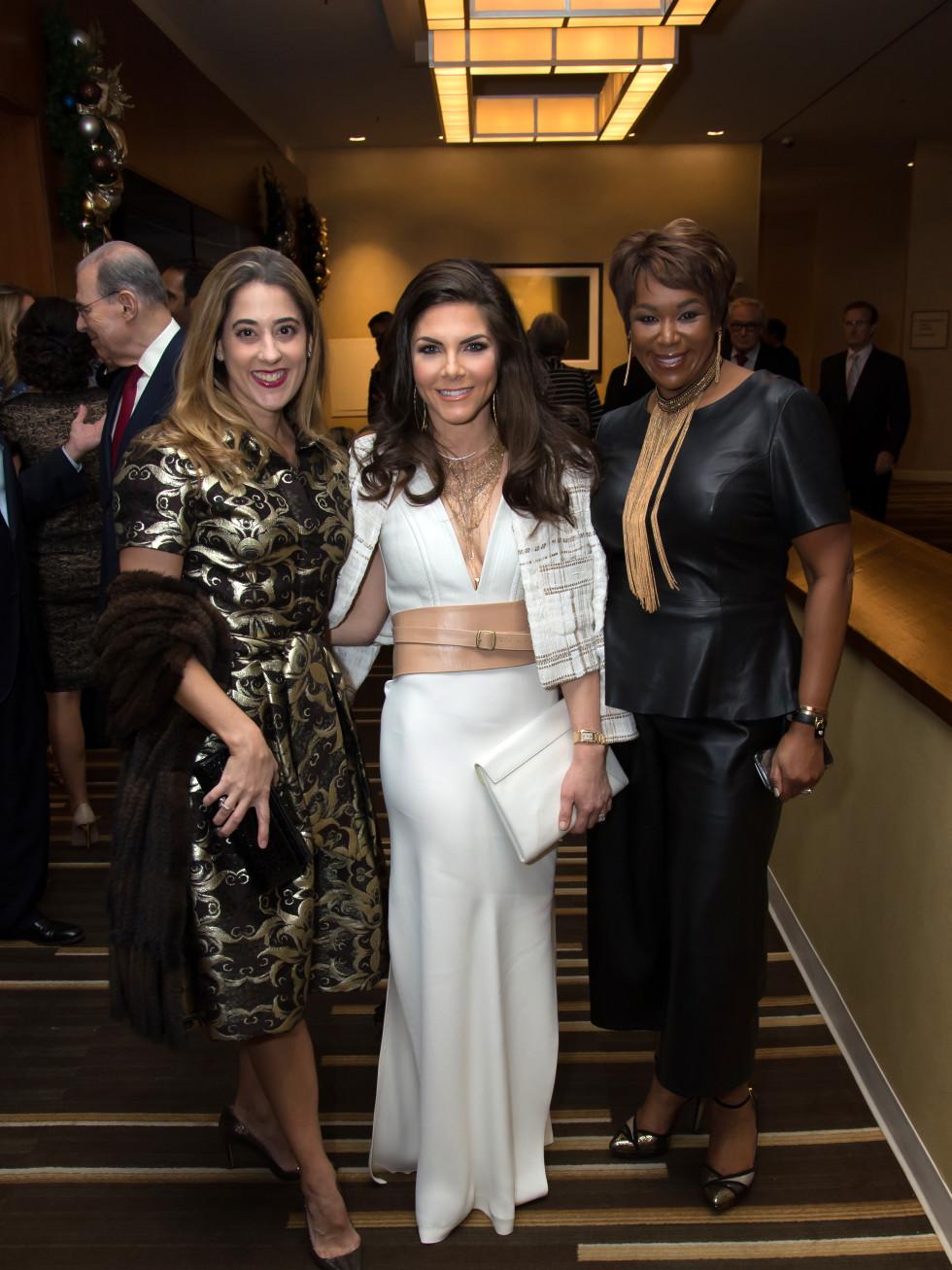 News, Houston Treasures, Dec. 2015, Kristina Somerville, Monica Hartland, Deborah Duncan