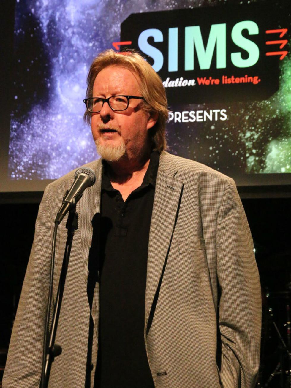 SIMS Stargazing Michael Corcoran