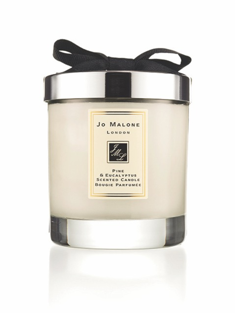 Jo Malone pine and eucalyptus home scented candle