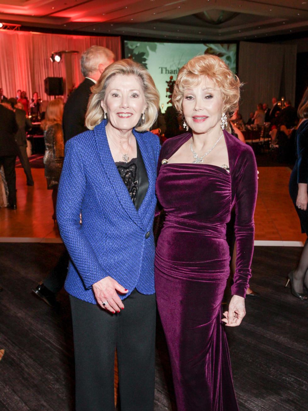 News, Shelby, Women's Home gala, Nov. 2015,  Paula Paust, Joanne King Herring
