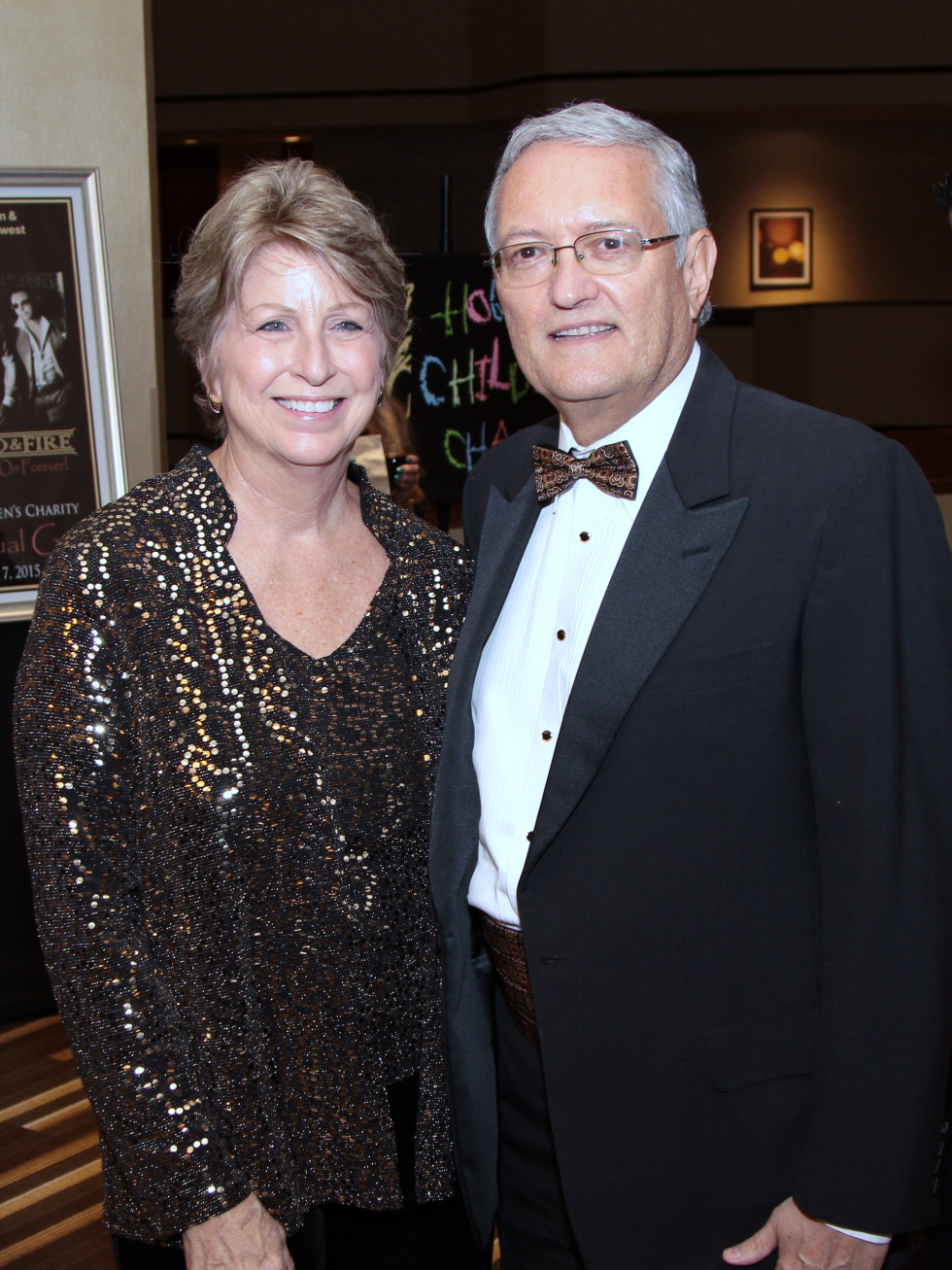 News, Shelby, Houston Children's Charity gala, NOv. 2015, Debbie Ogle, Bob Ogle