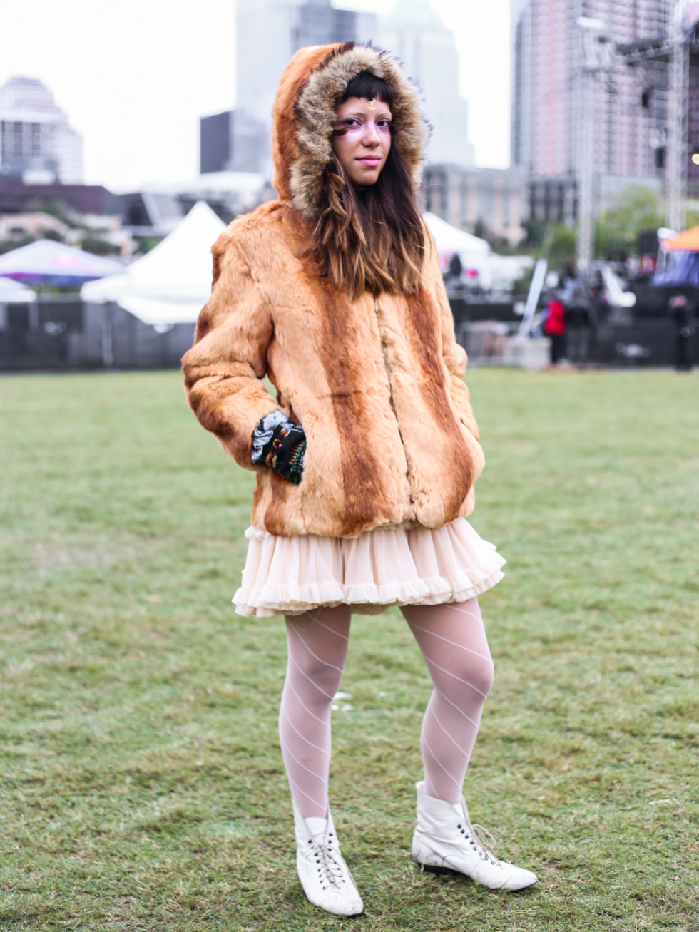 Fun Fun Fun Fest 2015 Fashion Style Katherine Vaughn