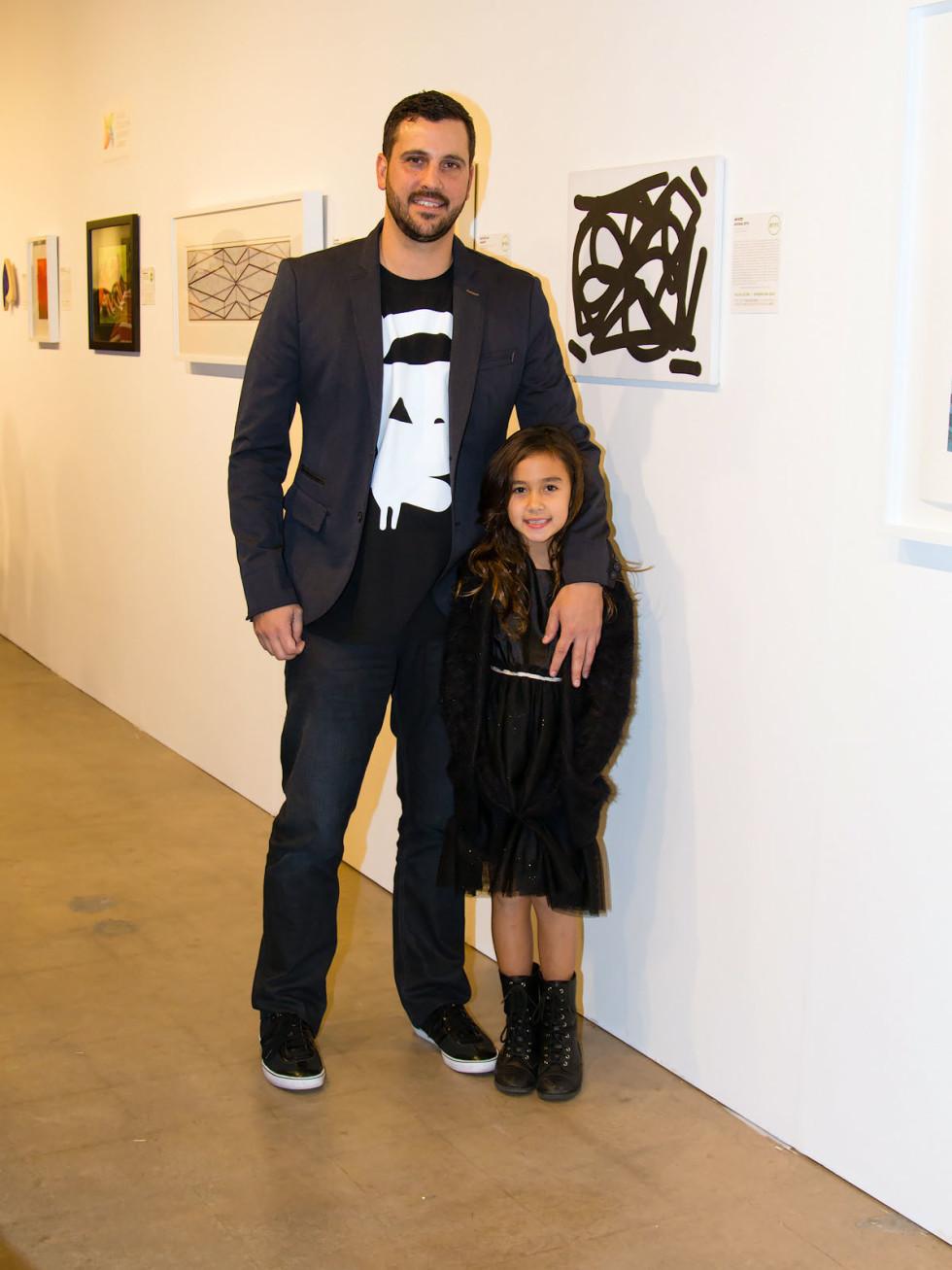 James RIzzi and Mia