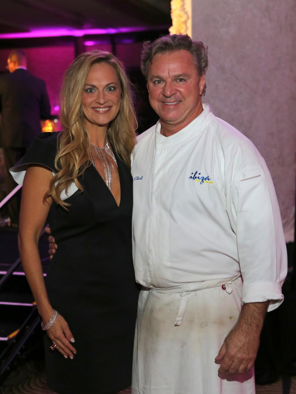 News, Shelby, March of Dimes Signature chefs, Nov. 2015, Rachel Regan, Charles Clark