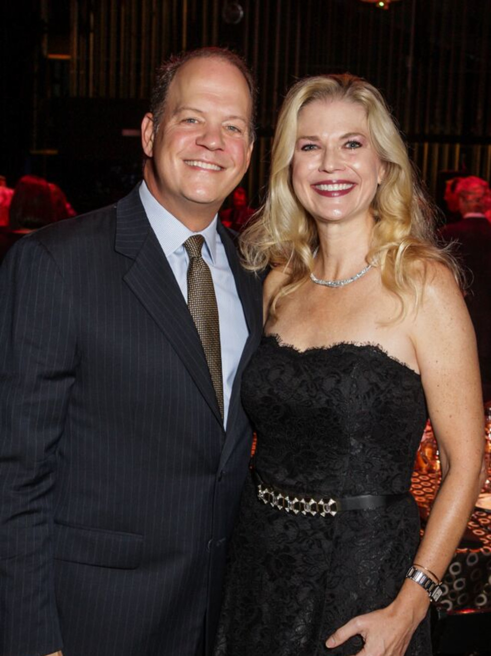 News, Shelby, Miller Outdoor Theatre gala, Oct. 2015, Rob Pierce, Amy Pierce