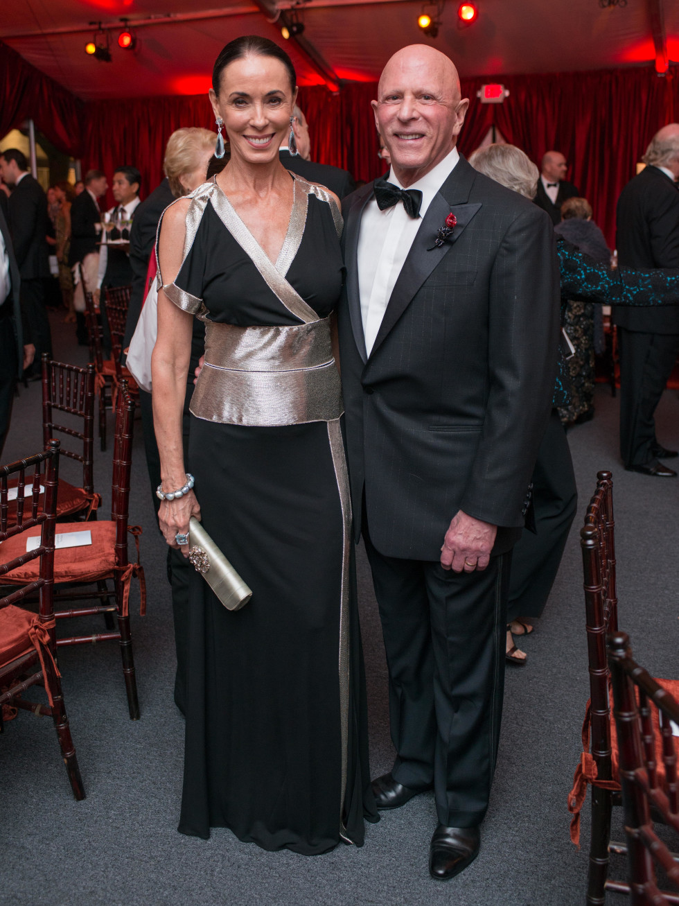 News, Shelby, HGO opening night, Oct. 2015, Sue Smith, Lester Smith