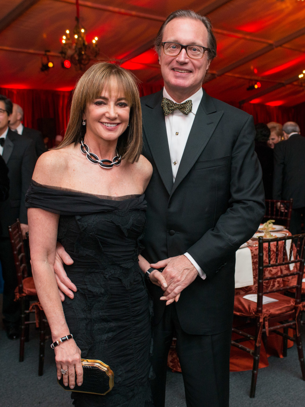 News, Shelby, HGO opening night, Oct. 2015, Janet Gurwitch, Ron Franklin