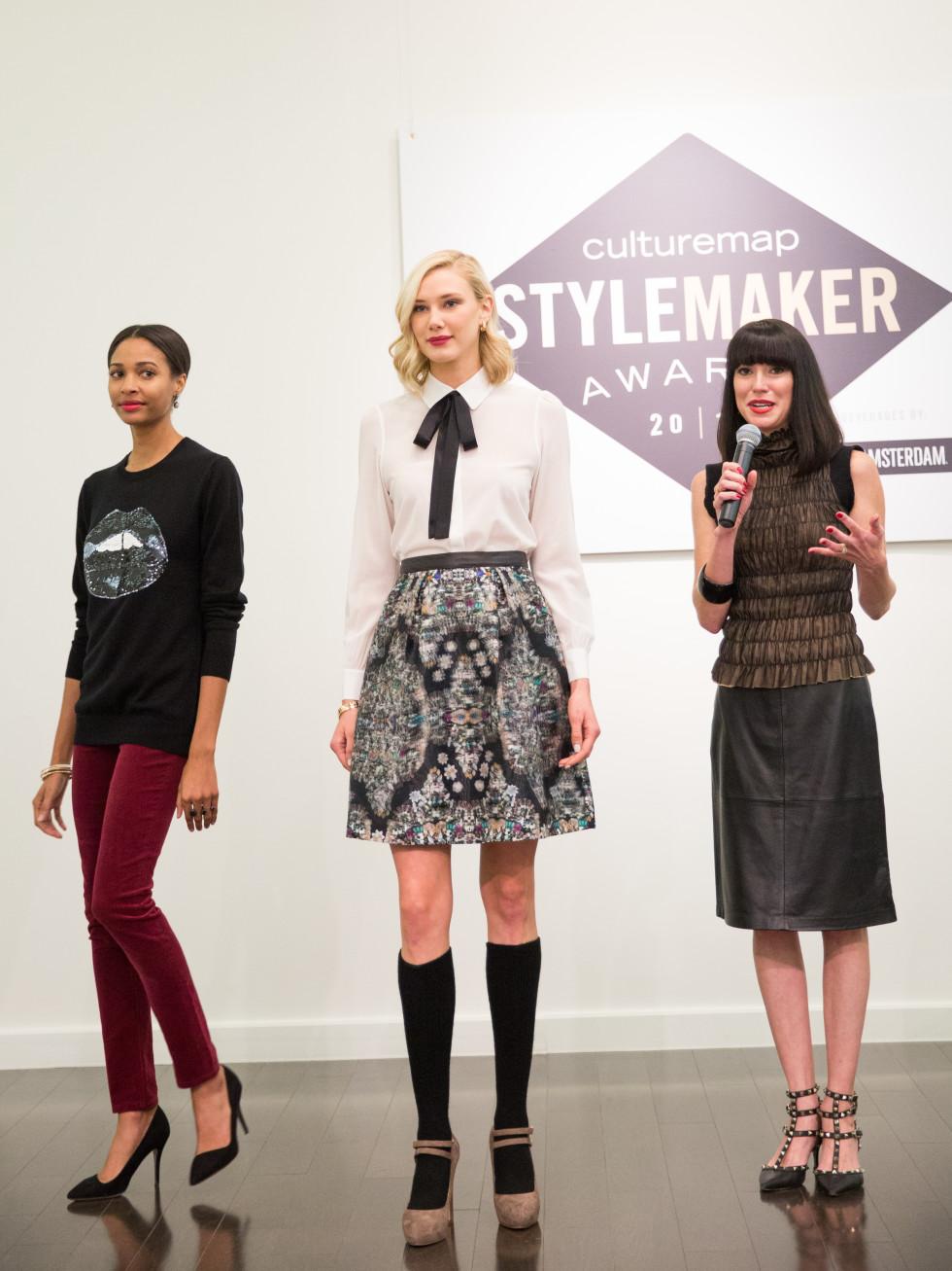 Nancy Koen at the Dallas Stylemaker Awards
