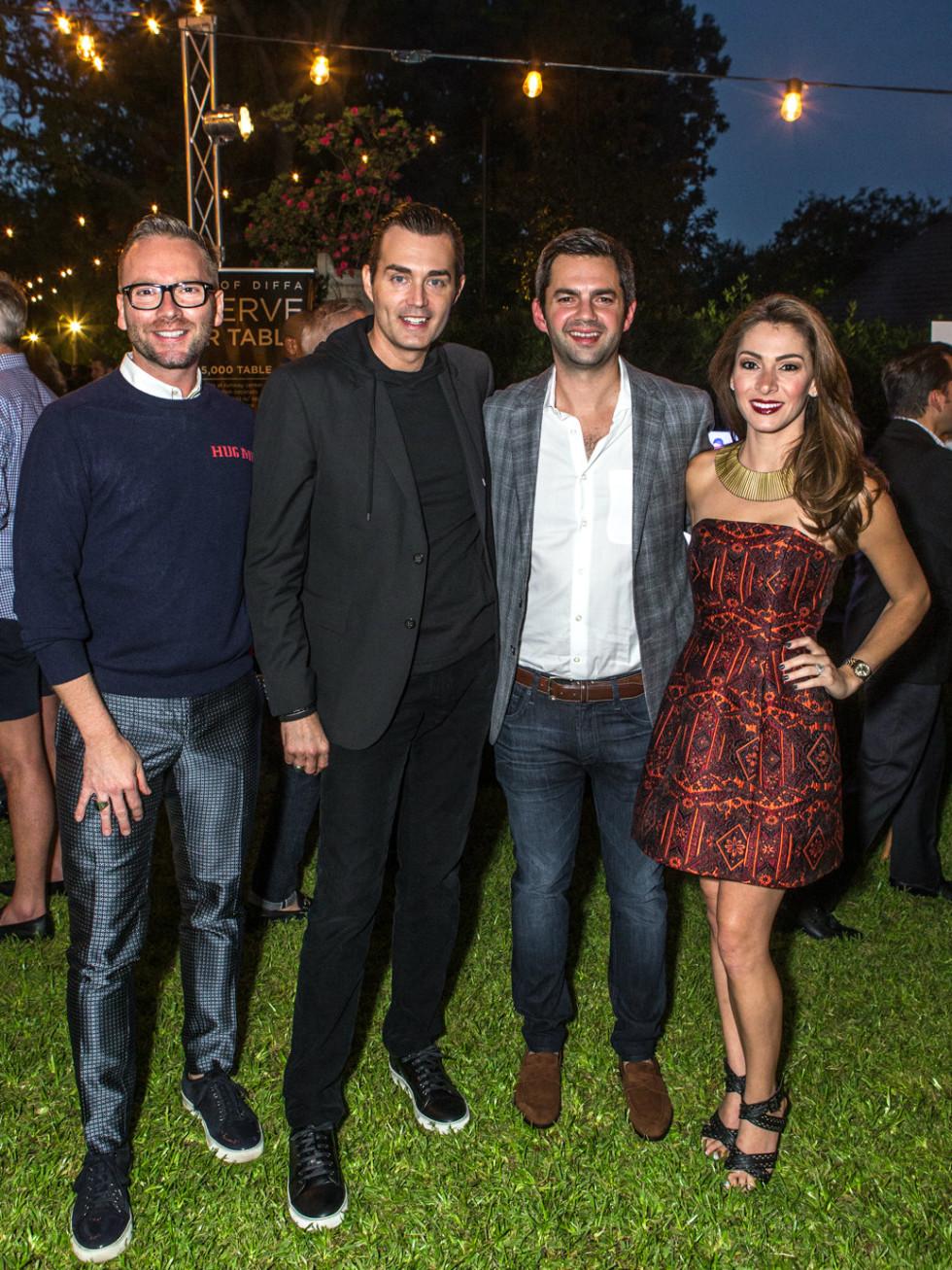 Scott Kehn, Chuck Steelman, Kyle Stein, Jody Stein