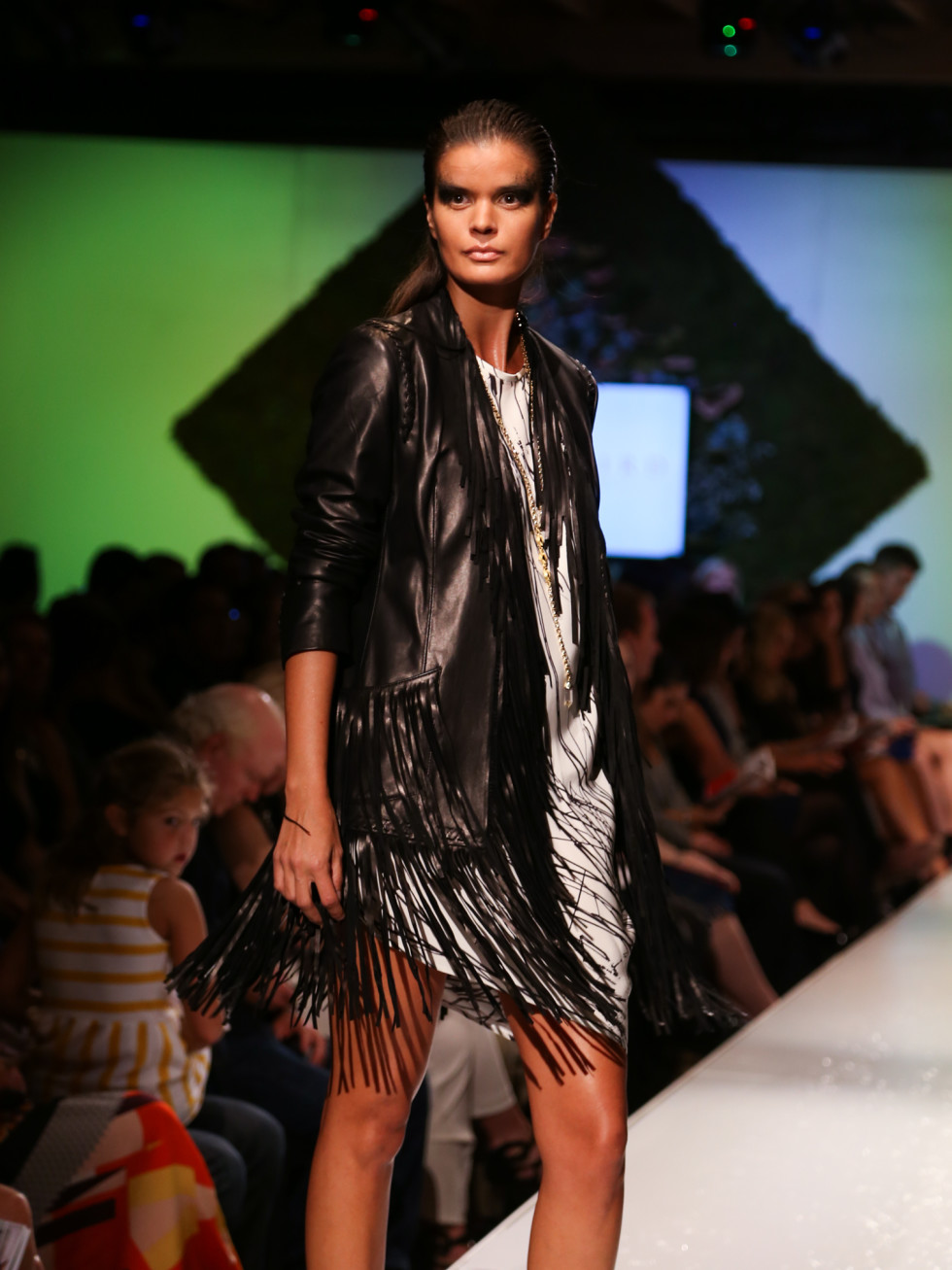 Tribeza Fashion Show 2015 at Brazos Hall Redbird