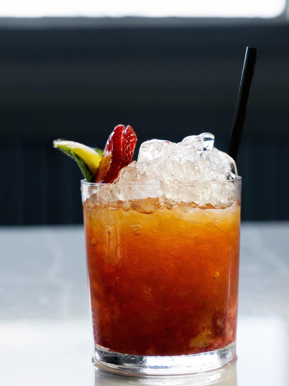 Durham House cocktail