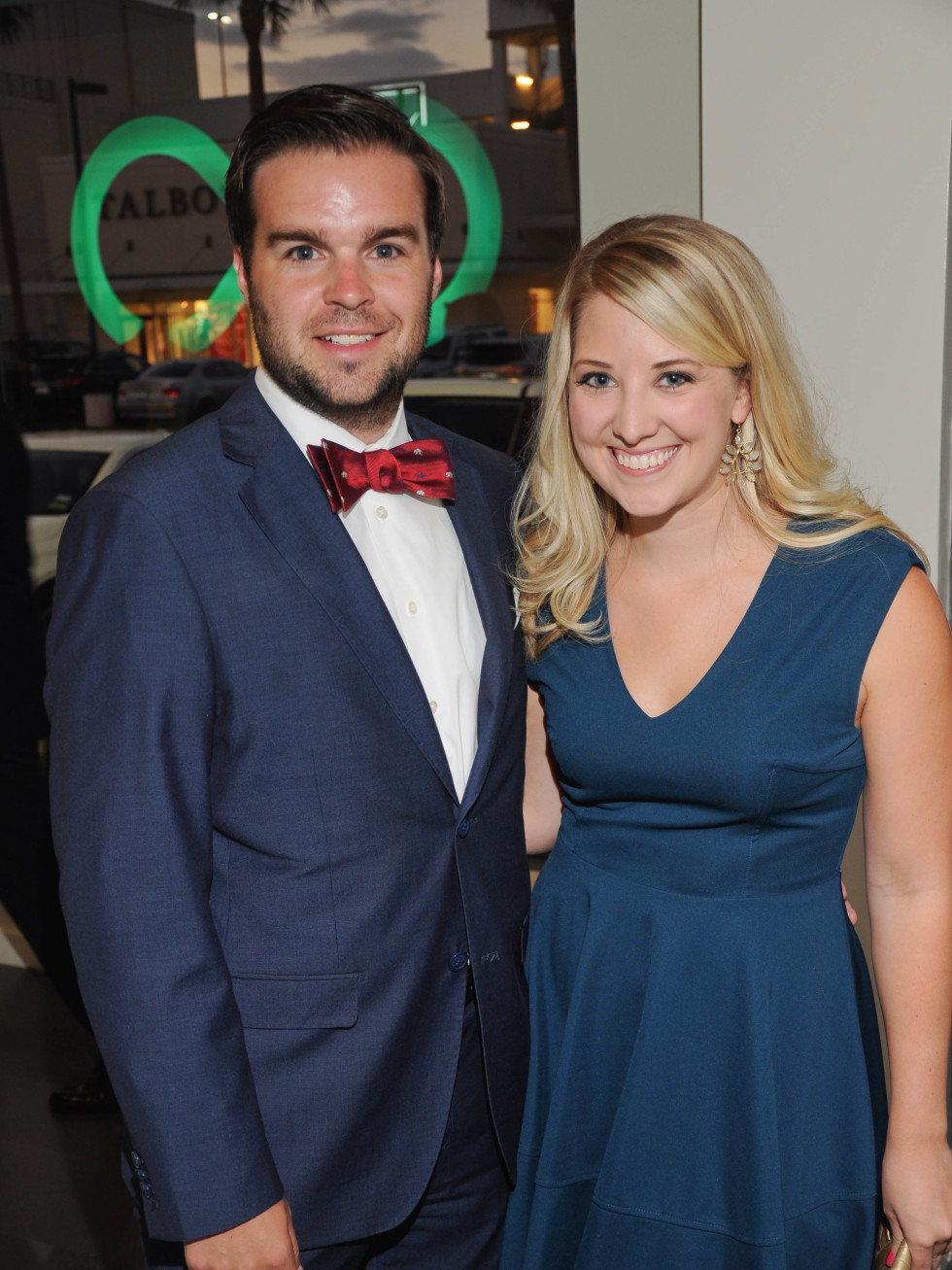 News, Shelby, Ryde for a Cause, Sept. 2015 Owen and Megan Davies