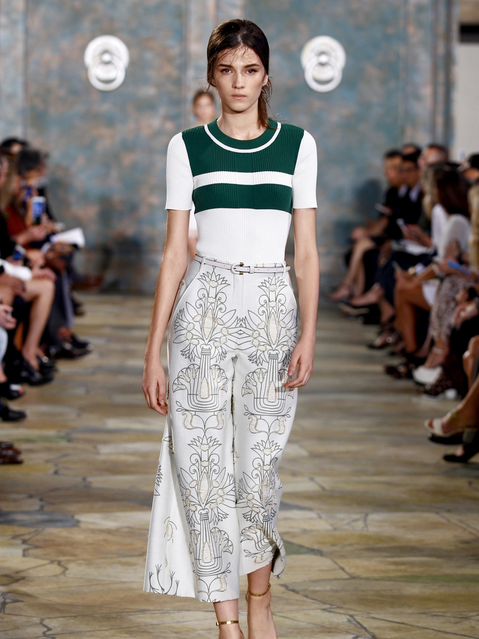 Tory Burch SS 2016 look 24