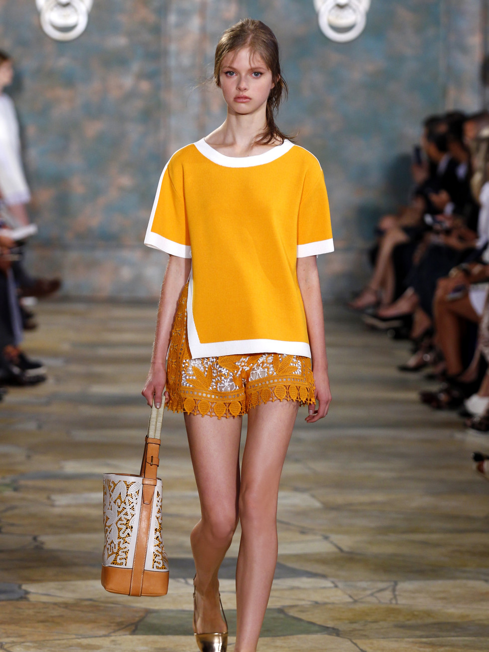 Tory Burch SS 2016 look 19