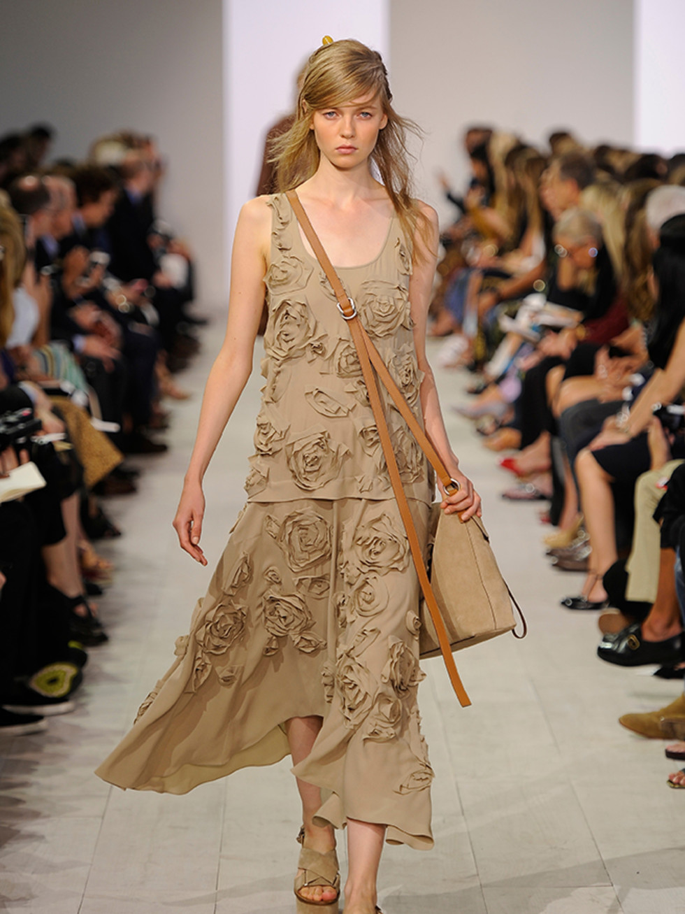 Michael Kors look 41 spring 2016 collection