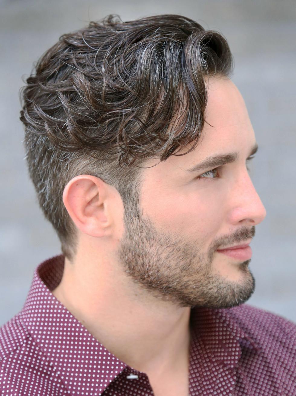 Jose Luis Salon - undercut 2