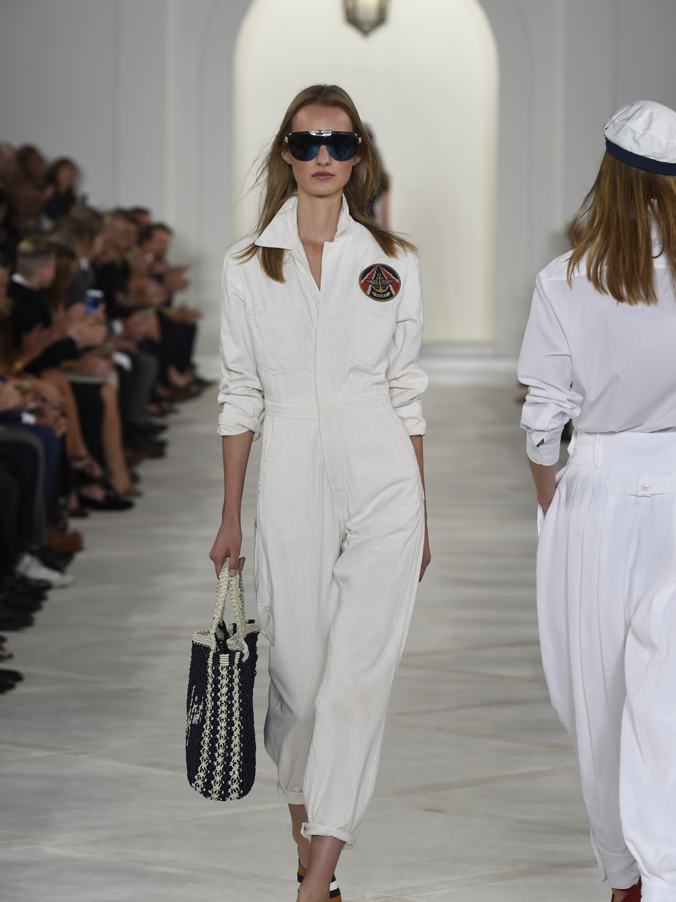 Ralph Lauren spring 2016 collection look 2