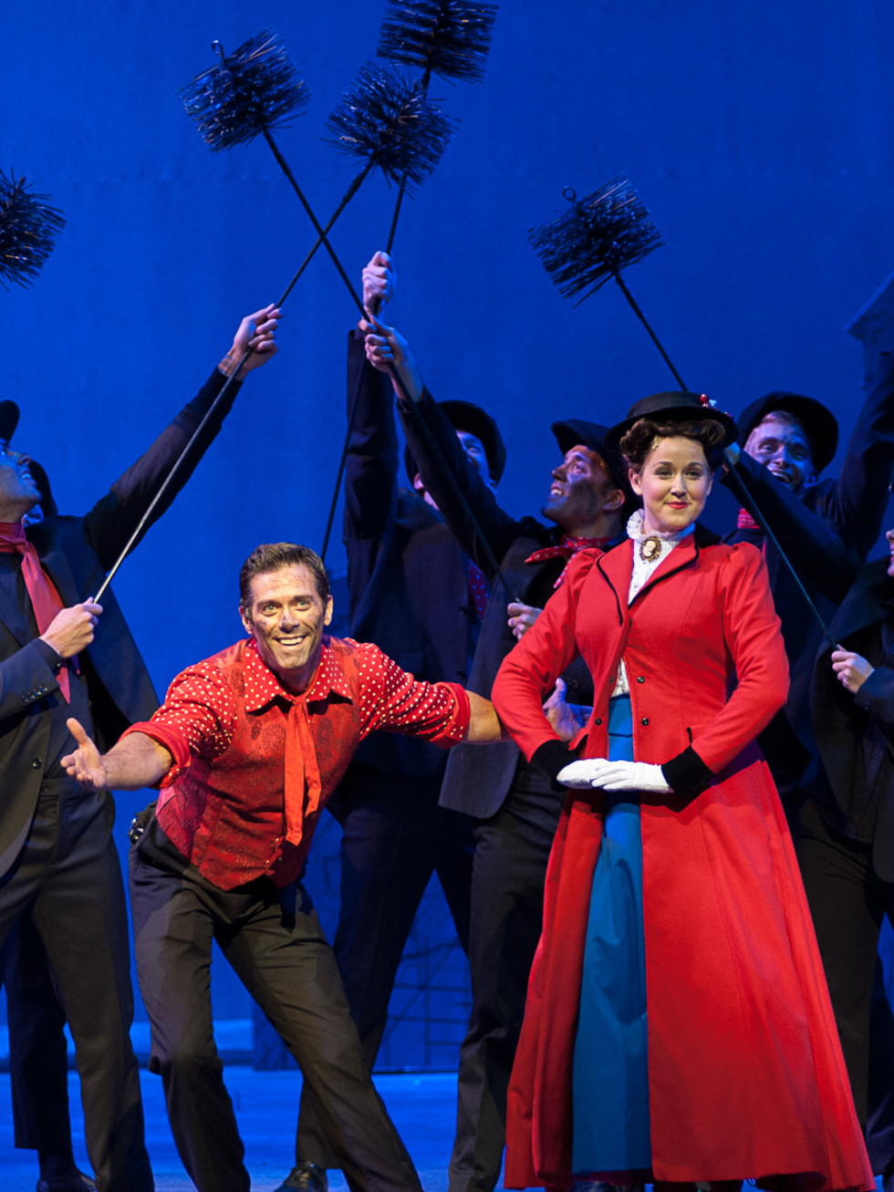 Theater District Open House 2015-TUTS Mary Poppins