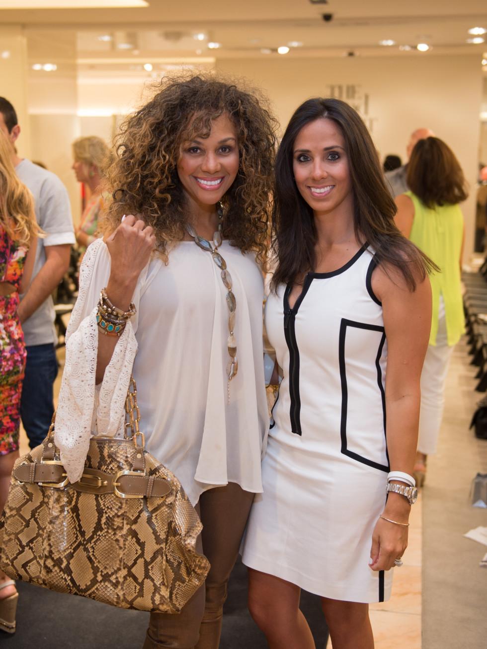 Neiman Marcus Trend Event Kym Jackson, Katherine Poncilc