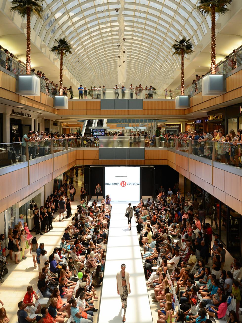 Galleria Dallas Runway Revue