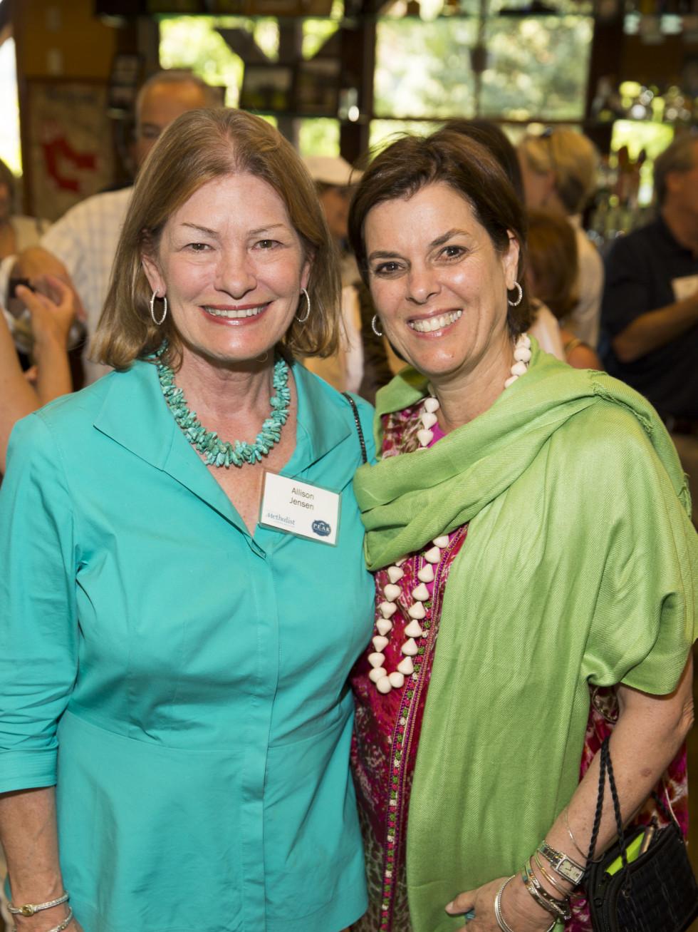 Houston Methodist in Aspen, July 2015, Allison Jensen and Eliza Duncan