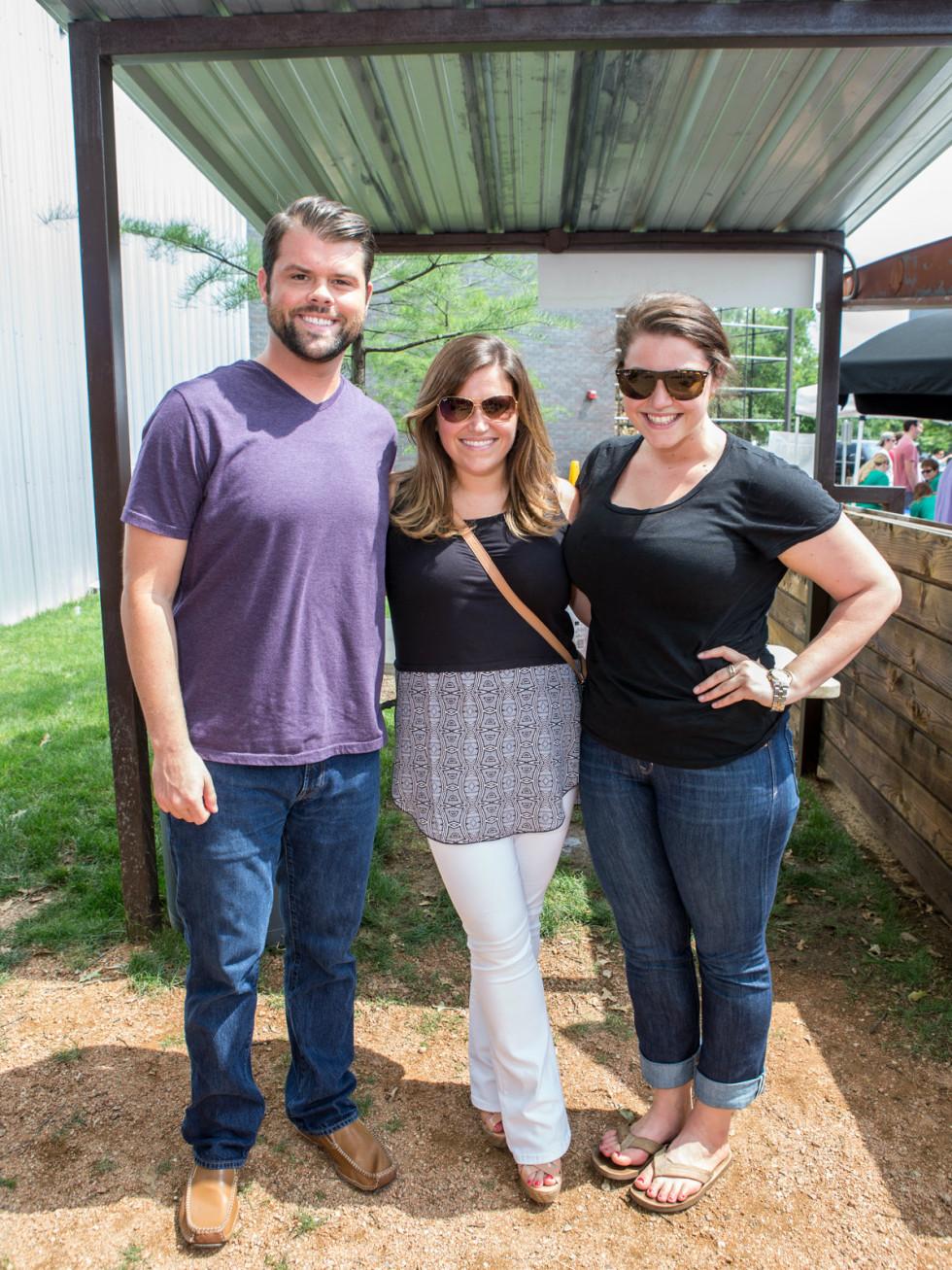 Zach Truty, Lydia Snyder, Danielle Lobsinger