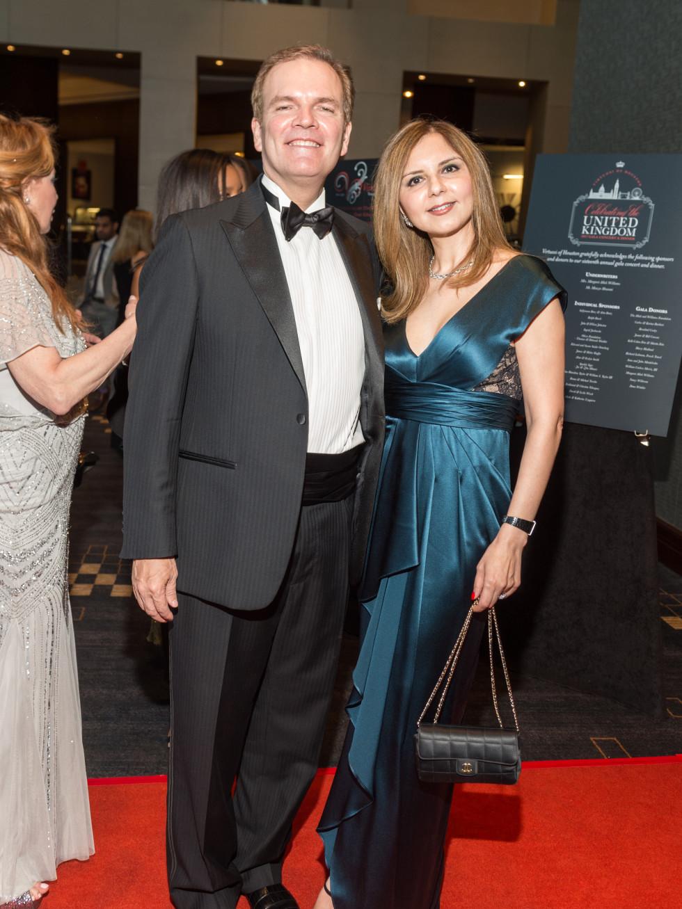 Virtuosi Gala, Dr. Alan Bentz, Sallymoon Benz