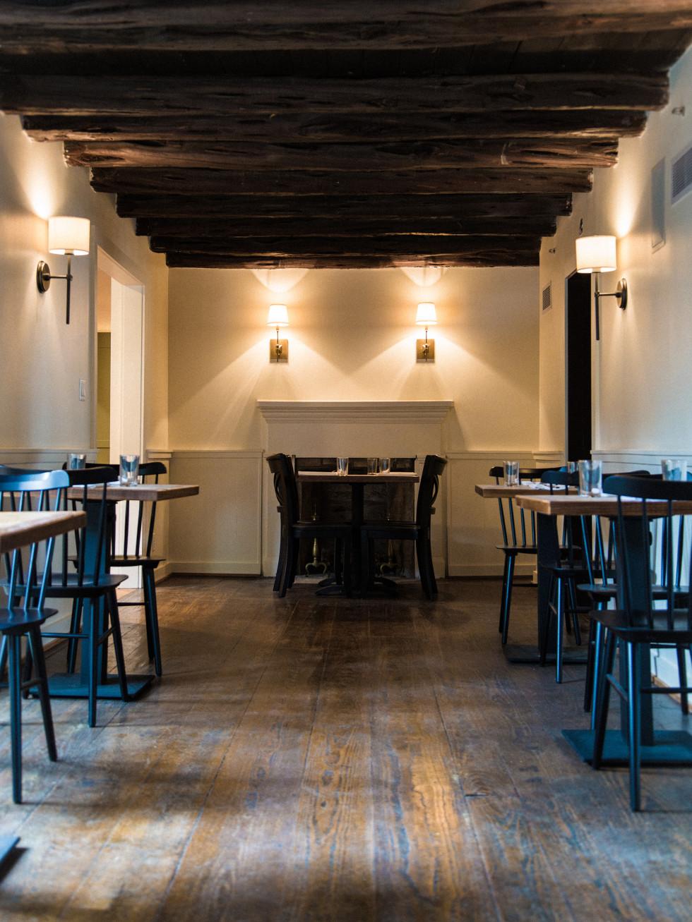 Stagecoach Inn dining room