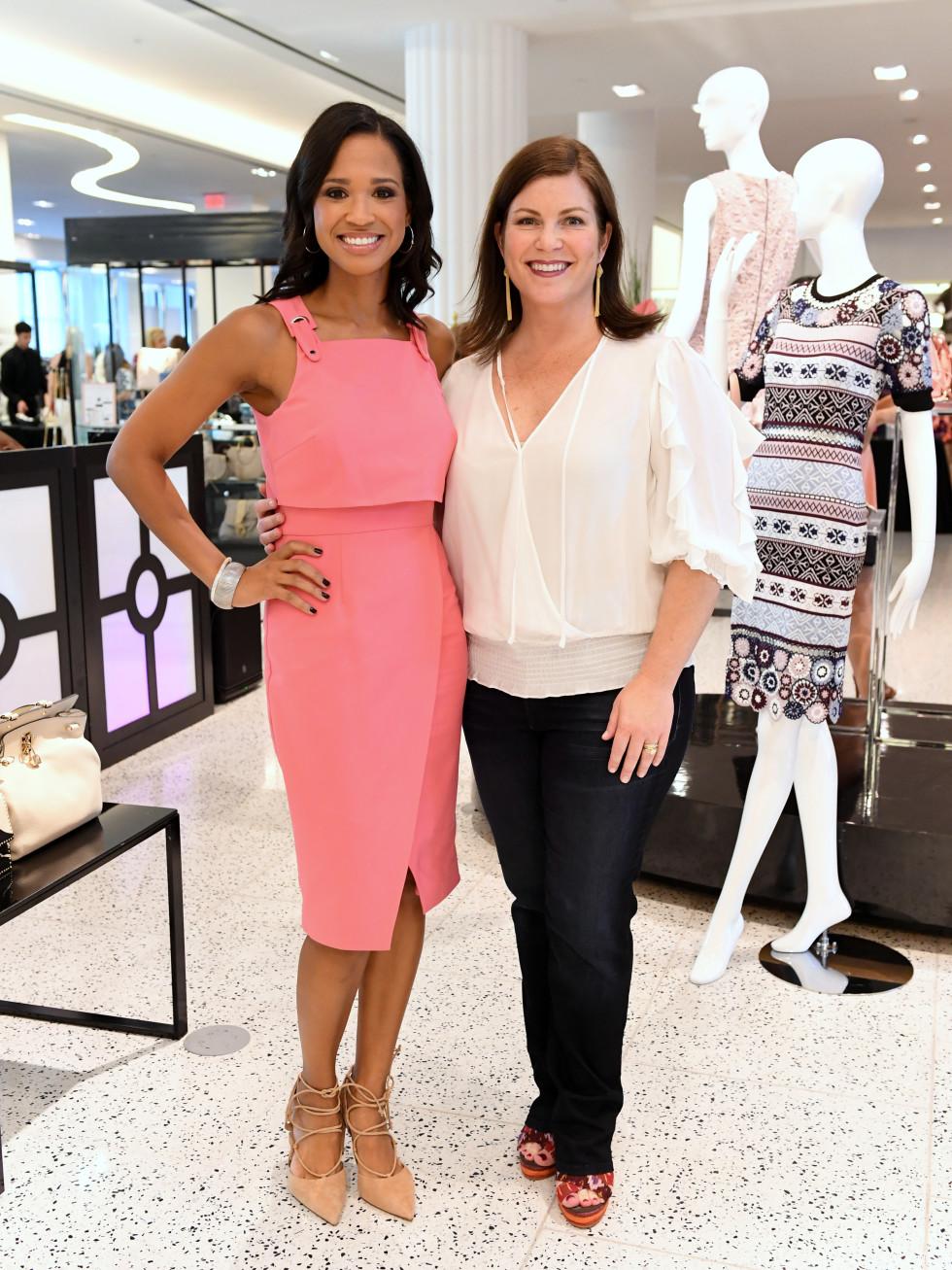 Houston, Women of Wardrobe Summer Soiree, August 2017, Mia Gradney, Lauren Levicki Courville