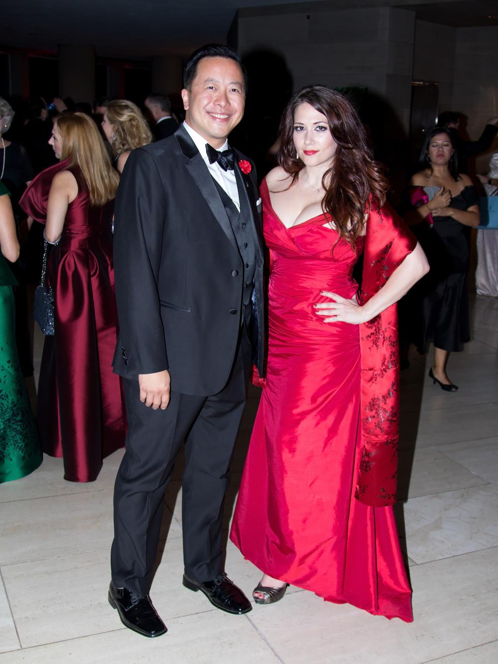 Sam Liu, Kendall Zini-Jones
